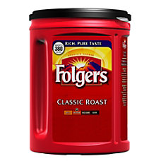 Folgers Coffee Classic Roast 48 Oz