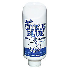 Joes Citrus Blue Hand Cleaner 14