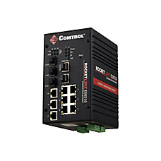 Comtrol RocketLinx ES8510 XT Managed Industrial