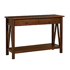 Linon Home Decor Titian Console Table