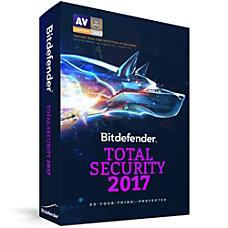 Bitdefender Total Security 2017 10 Users