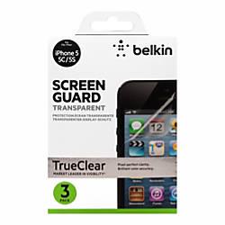 Belkin Screen Protector For iPhone 55c5s