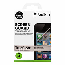 Belkin Screen Protector For iPhone 55c5s