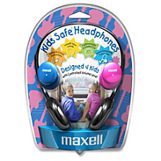 Maxell Kids Safe KHP 2 Headphone