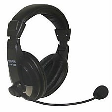 Nady QHM 100 Stereo Headset