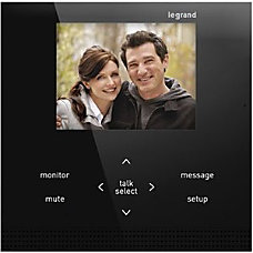 On QLegrand Interior Intercom Unit