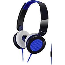 Panasonic Sound Rush On Ear Headphones