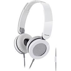 Panasonic Sound Rush On Ear Headphones