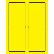 Office Depot Brand Labels Rectangle 3