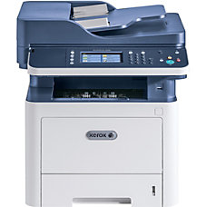Xerox WorkCentre 3335DNI Laser Multifunction Printer