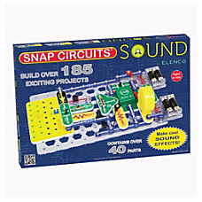 Elenco Electronics Snap Circuits Sound Kit
