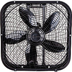 Holmes 20 Box Fan Black