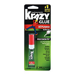 Krazy Glue All Purpose No Run