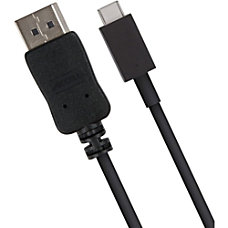 Accell USBDisplayPort AudioVideo Cable