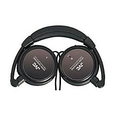 JVC HA NC80 Noise Canceling Headphone