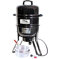 Masterbuilt 7 in 1 Smoker and
