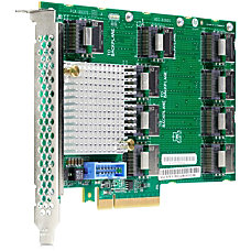 HP 12Gb SAS Expander Card with