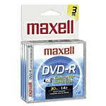 Maxell Mini DVD R Recordable Printable