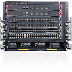 HP 10504 Switch Chassis