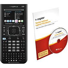 Texas Instruments N3CASCBX2L1B TI NspireCX CAS