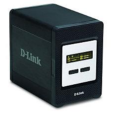 D Link DNS 343 Network Storage