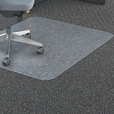 Lorell Polycarbonate Chair Mat Hard Floor