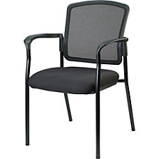 Lorell Breathable Mesh Guest Chair Fabric