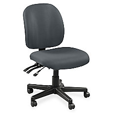 Lorell Mid Back Task Chair wo