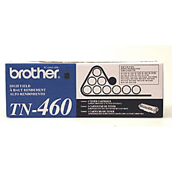 Brother® TN-460 High-Yield Black Toner Cartridge