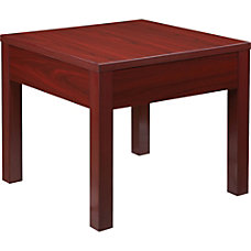 Lorell Occasional Corner Table Square 24