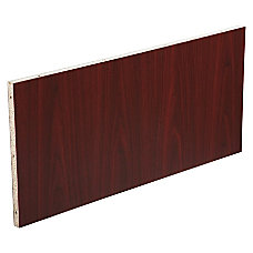 Lorell Modular Mahogany Conference Table 335