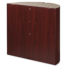 Lorell Modular Mahogany Conference Table 27