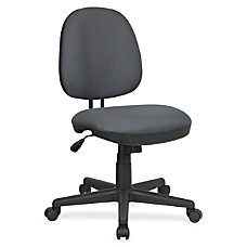 Lorell TiltTension Task Chair Gray Gray