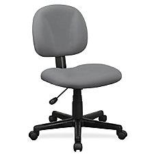 Lorell Fabric Back Multi task Chair