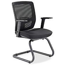 Lorell Variable Resist Lumbar Guest Chair