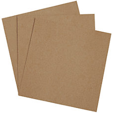 Office Depot Brand Chipboard Pads 10