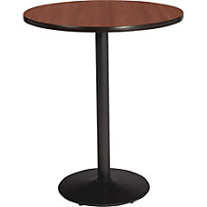 Lorell Bistro Height Laminate Table with