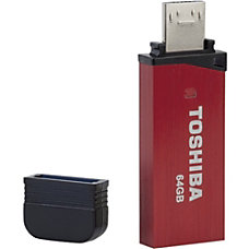Toshiba Flash Drive Duo 64GB