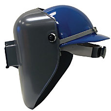 WELDING HELMET SHELL GRAY W5000 MOUNTING