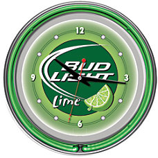 Bud Light Lime 14 Neon Wall