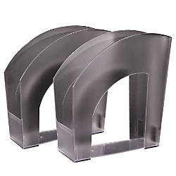 Office Depot Brand Arched Plastic Magazine