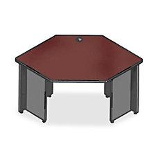 Lorell 67000 Series Corner Desk 29
