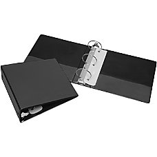 Clear Overlay Ring Binder 3 Rings