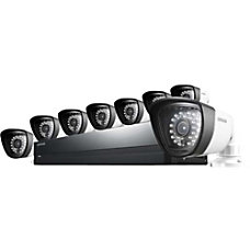 Samsung 16 Channel DVR Surveillance System