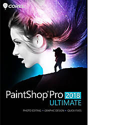 PaintShop Pro 2018 Ultimate Download Version