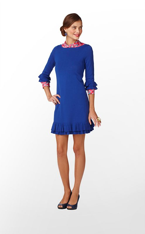 FINAL SALE - Helena Sweater Dress