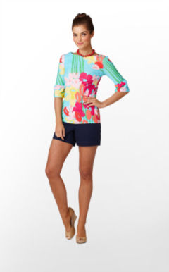 bright floral top spring