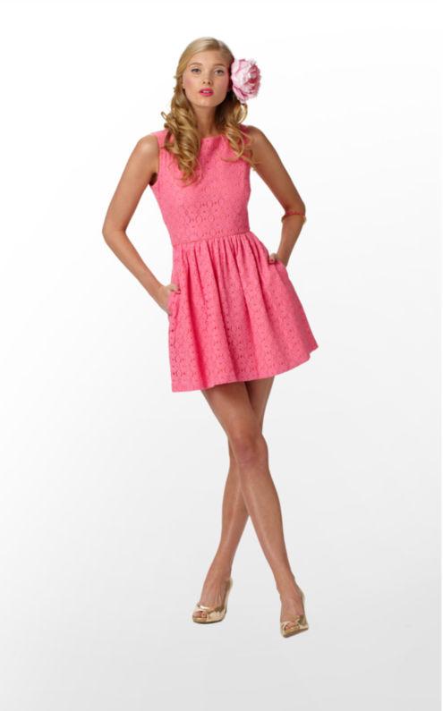 Aleesa Dress