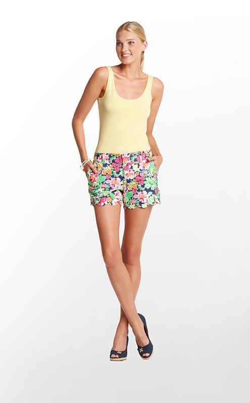 FINAL SALE - Buttercup Short