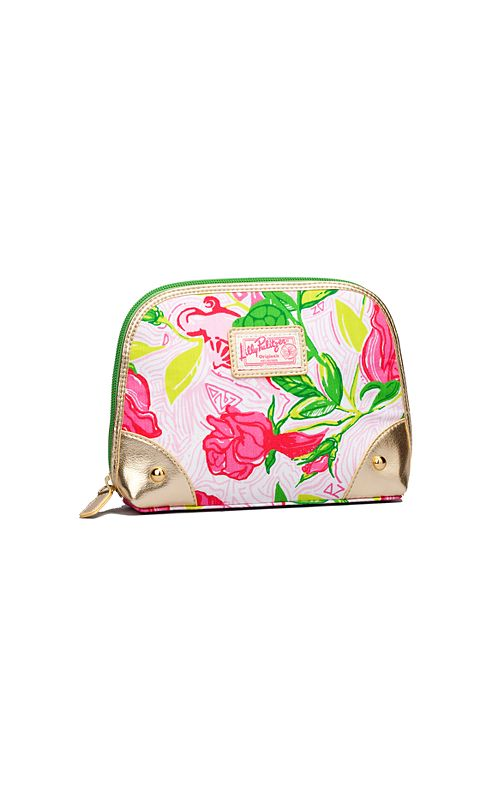 Zippity-do Makeup Bag- Delta Zeta